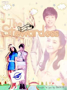 The stewardess 6